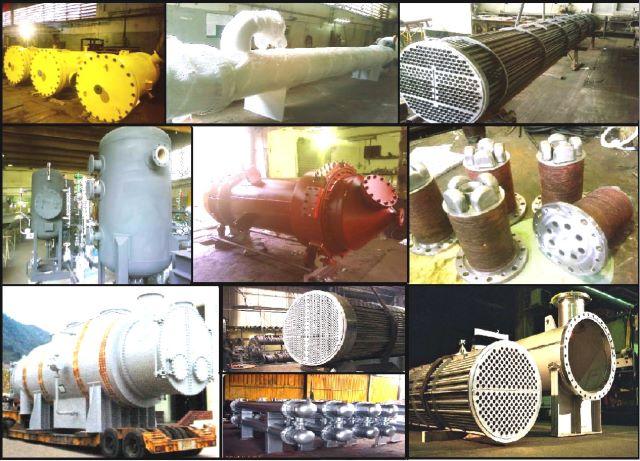 Trocadores De Calor Para Gases Industriais