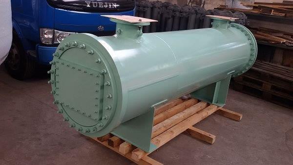 Condensador de água industrial