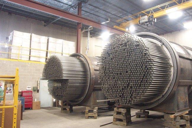 Condensadores para gases