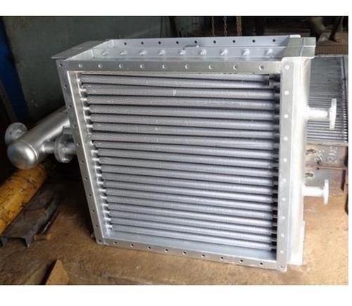 Radiador industrial para vapor