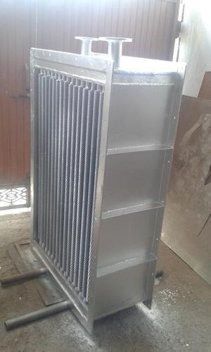 Radiador de vapor industrial