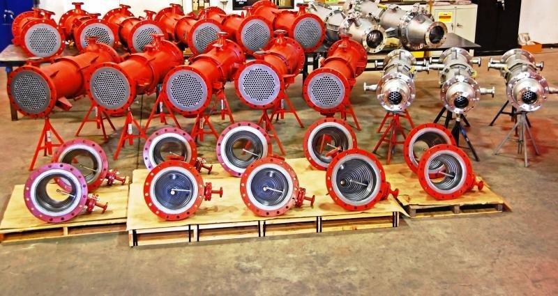 Resfriadores de ar para indústria