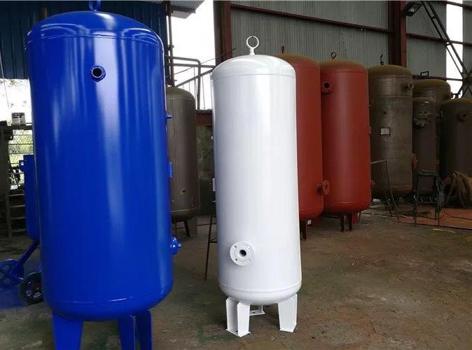 Vaso de pressão para ar comprimido