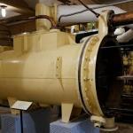 Condensador de agua industrial