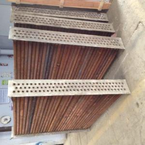 Limpeza de radiador industrial