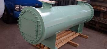 Condensador de máquina a vapor
