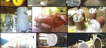 Fornecedor de caldeiraria